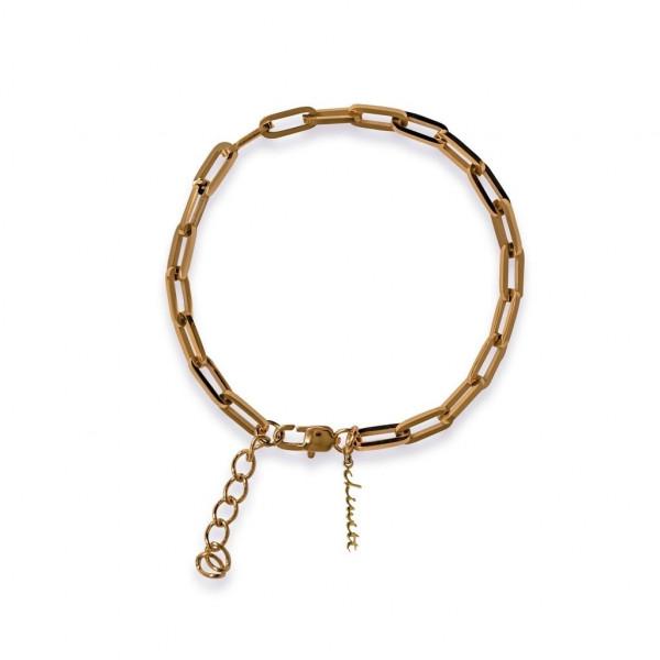 Lock Chain Bracelet